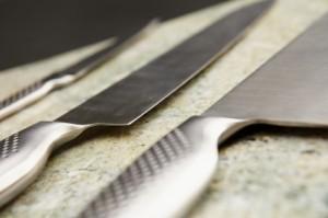 Hvad har en japansk og en fransk kokkekniv med network at gøre?